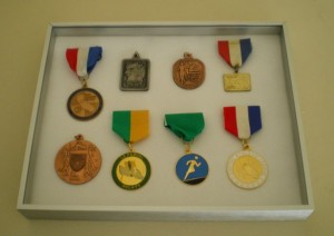 Medals Shadow Box Frame