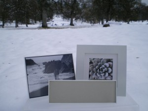 Framatic White Picture Frames
