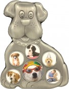 Collage Dog Picture Frame