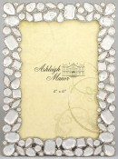 Clear Shards Jeweled Picture Frame