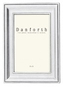 Simple Elegance Solid Pewter Picture Frame