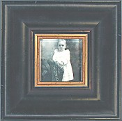 Zita Antique Gold Picture Frame