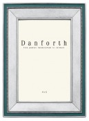 Classic Solid Pewter Frame with Spruce Trim