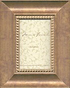 Bianca Gold Leaf Picture Frame