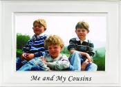My Cousins Family Picture Frame
