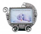 Baby Carriage Picture Frame