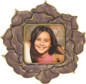 Lavender Rose Decorative Picture Frame