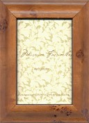 Maple Burl Wood Frame