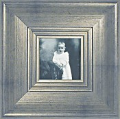 Diana Antique Silver Picture Frame
