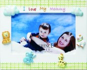 I Love My Mommy Picture Frame
