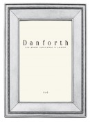 Classic Solid Pewter Picture Frame