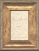 Savina Gold Leaf Picture Frame