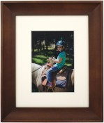 Family Archival Brown Picture Frame