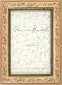 Leah Distressed Decorative Wood Frame