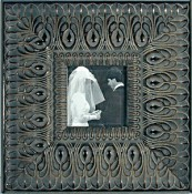 Mirella Black Ornate Picture Frame