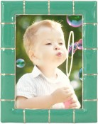 Marlene Turquoise Picture Frame