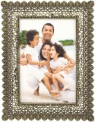 Mecca Jeweled Picture Frame