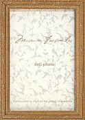 Rufina Gold Leaf Picture Frame