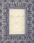 Milana Silver Leaf Picture Frame