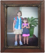 Madera Handmade Leather Picture Frame