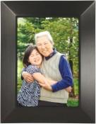 Basic Black Wood Picture Frame
