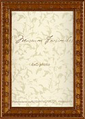 Annalisa Gold Leaf Picture Frame