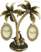 Palm Family Tree Picture Frame