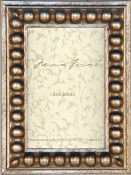 Roxanna Silver Leaf Picture Frame