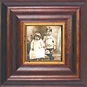 Alexina Wood Picture Frame