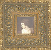 Jemma Gold Leaf Picture Frame