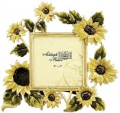 Black Eyed Susan Flower Picture Frame