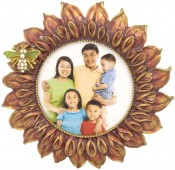 Red Sunflower Picture Frame