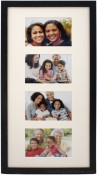 Tribeca Archival Black Collage Picture Frame