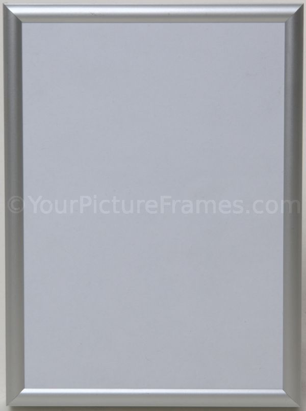 tempo silver metal picture frame