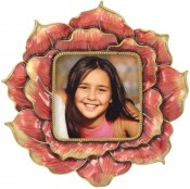 Red Rose Decorative Picture Frame