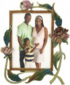 Annabelle Flower Picture Frame