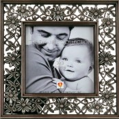 Jeweled Daisy Flower Frame