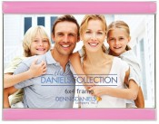 Enameled Letterbox Rosy Pink Frame