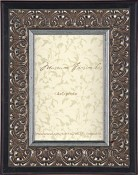 Camelia Silver Leaf Picture Frame
