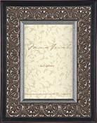 Camelia Silver Leaf Picture Frame