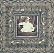 Gianna Ornate Silver Leaf Picture Frame