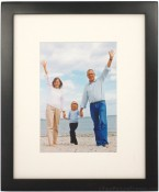 Tribeca Archival Black Picture Frame
