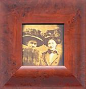 Sabrina Mahogany Picture Frame