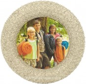 Ring Decorative Round Picture Frame