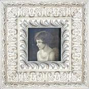Miriam White Picture Frame