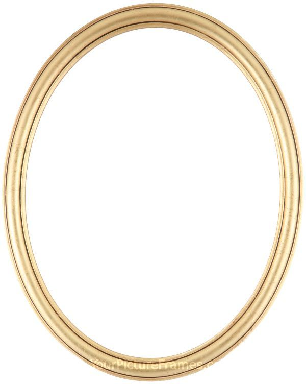picture frames oval picture frames laini gold leaf oval picture frame