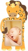Giraffe Baby Picture Frame