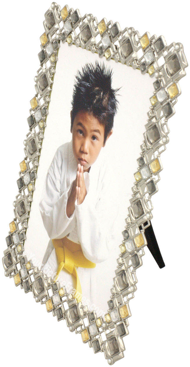 Images Jeweled Picture Frame