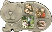 Collage Cat Picture Frame