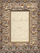 Milana Gold Leaf Picture Frame